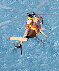 Helicopter Tours on
