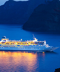 Cruise Ship Compatible Activities on