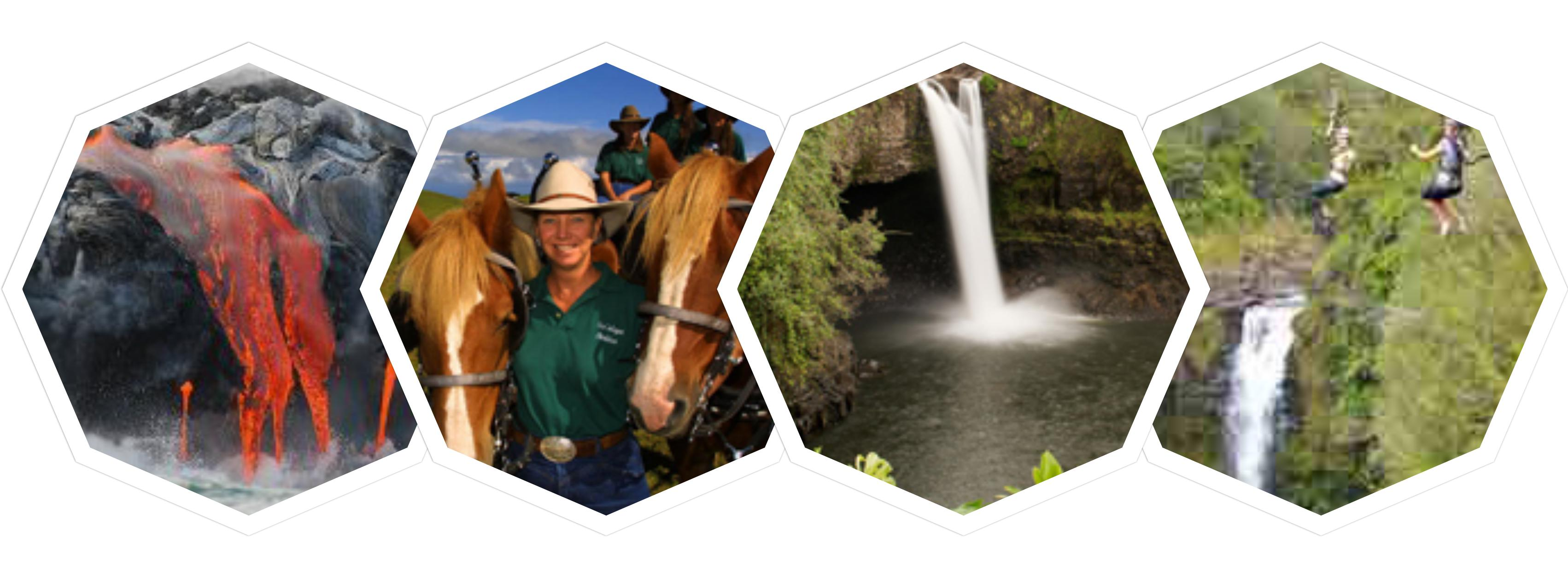 Tour & Activity Categories in Hilo