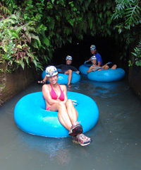 Tubing Adventure - Kauai Backcountry Tubing Adventures