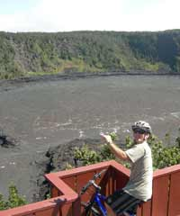 Kilauea Volcano Bike and Lava-Hilo - Nui Pohaku Adventure Tours
