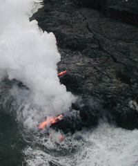 Hilo Volcanoes Waterfalls 45 Minutes - Paradise Helicopters